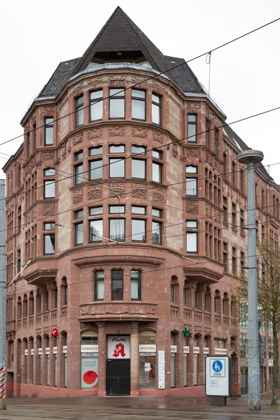 Landmann Apotheke Saarbrücken